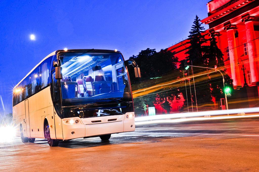 Автобусные экскурсии на 2018