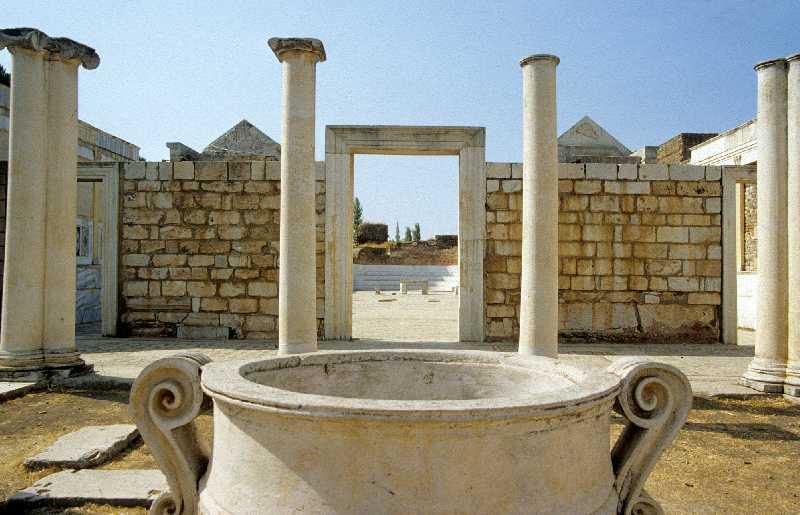 Sardes Antik Kenti Hakkında Bilgi