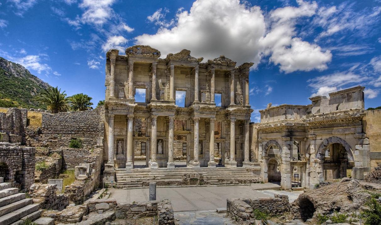 Efes Antik Kenti Hakkında Bilgi Ucuzagit Blog