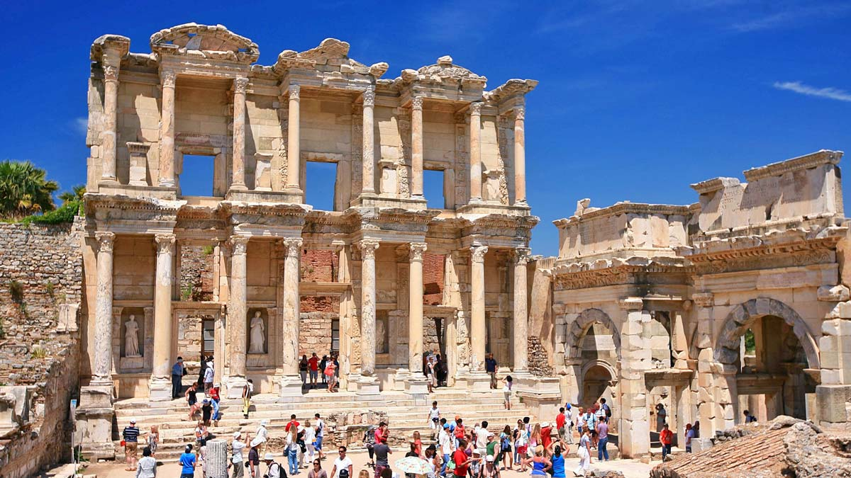 efes antik kenti hakkında bilgi